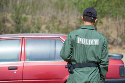 when can officers search your vehicle in arizona
